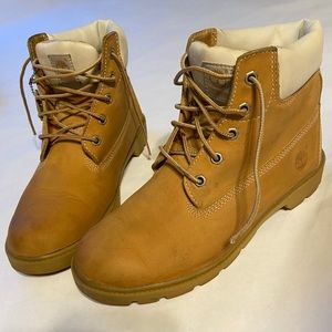 Timberland Kids Boots Sz 5.5